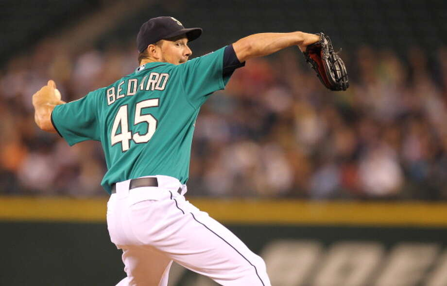 The Mariners' big trades never seem to work out.  Photo: Otto Greule Jr, Getty Images / 2011 Otto Greule Jr