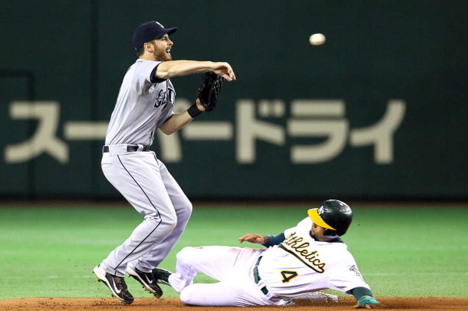 The majority owner of the Mariners, former Nintendo exec Hiroshi Yamauchi, has never been to a game -- even when the team played in Japan.  Photo: Koji Watanabe, Getty Images / 2012 Getty Images