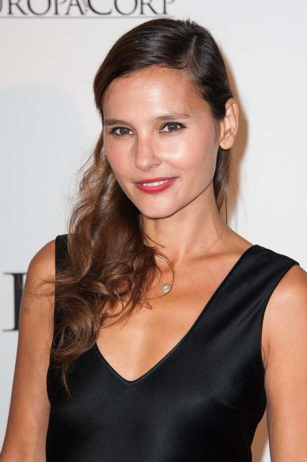 SAINT-DENIS, FRANCE - SEPTEMBER 21:  Virginie Ledoyen attends 'La Cite Du Cinema' Launch on September 21, 2012 in Saint-Denis, France.  (Photo by Francois G. Durand/Getty Images)