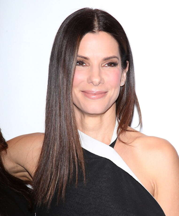 LAS VEGAS, NV - APRIL 18:  Sandra Bullock arrives at a Twentieth Century Fox presentation to promote the upcoming film 'The Heat' at Caesars Palace during CinemaCon, the official convention of the National Association of Theatre Owners on April 18, 2013 in Las Vegas, Nevada. Photo: Michael Tran, FilmMagic / 2013 Michael Tran