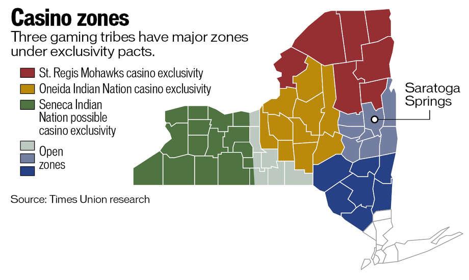 Casino zones.