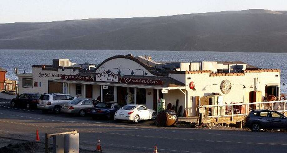 Nick's Cove when it was redone by Pat Kuleto in 2007.