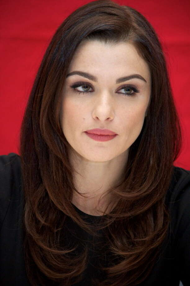 """PASADENA, CA - FEBRUARY 15:  Rachel Weisz at the """"Oz the Great And Powerful"""" Press Conference at Langham Hotel on February 15, 2013 in Pasadena, California. Photo: Vera Anderson, WireImage / 2013 Vera Anderson"""