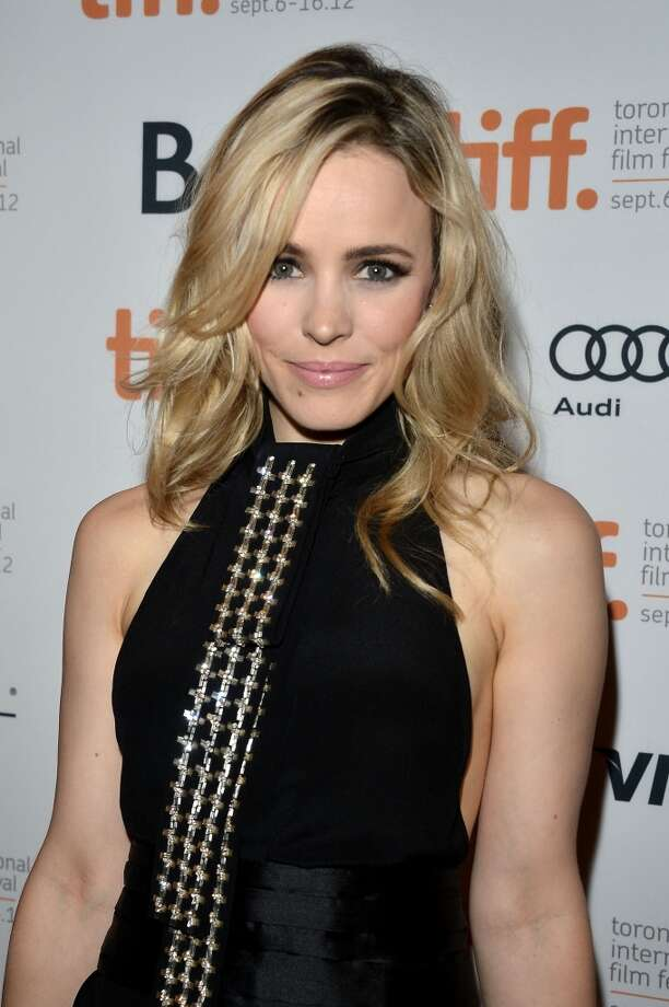 """TORONTO, ON - SEPTEMBER 11:  Actress Rachel McAdams arrives at the """"Passion"""" Premiere during the 2012 Toronto International Film Festival at The Elgin and Winter Garden Theatre on September 11, 2012 in Toronto, Canada.  (Photo by George Pimentel/Getty Images)"""