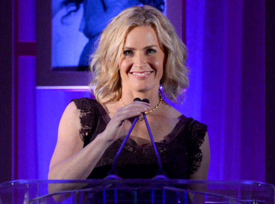 BEVERLY HILLS, CA - DECEMBER 06:  Actress Elisabeth Shue onstage at the Children's Defense Fund of California 22nd Annual Beat The Odds Awards at Beverly Hills Hotel on December 6, 2012 in Beverly Hills, California. Photo: Mark Davis / 2012 Getty Images