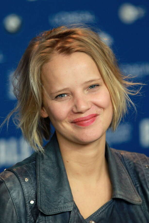 """BERLIN, GERMANY - FEBRUARY 10:  Actress Joanna Kulig attends the """"Elles"""" Press Conference during day two of the 62nd Berlin International Film Festival at the Grand Hyatt on February 10, 2012 in Berlin, Germany. Photo: Sean Gallup, Getty Images / 2012 Getty Images"""