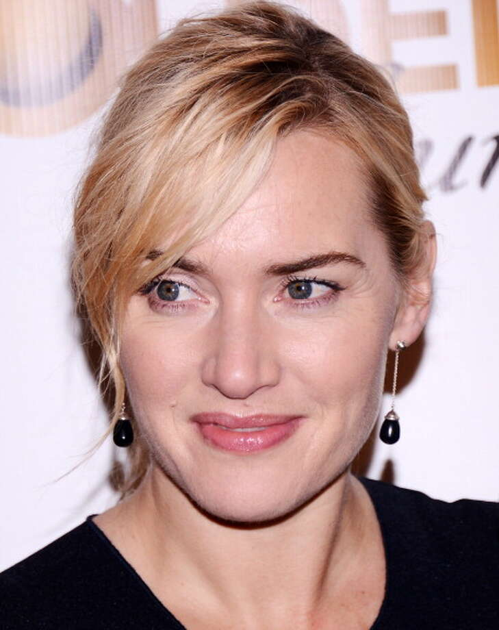 NEW YORK, NY - NOVEMBER 30:  Actress Kate Winslet attends the American Christmas Carol Concert benefiting the Golden Hat Foundation at Carnegie Hall on November 30, 2012 in New York City.  (Photo by Stephen Lovekin/Getty Images) Photo: Stephen Lovekin, Getty Images
