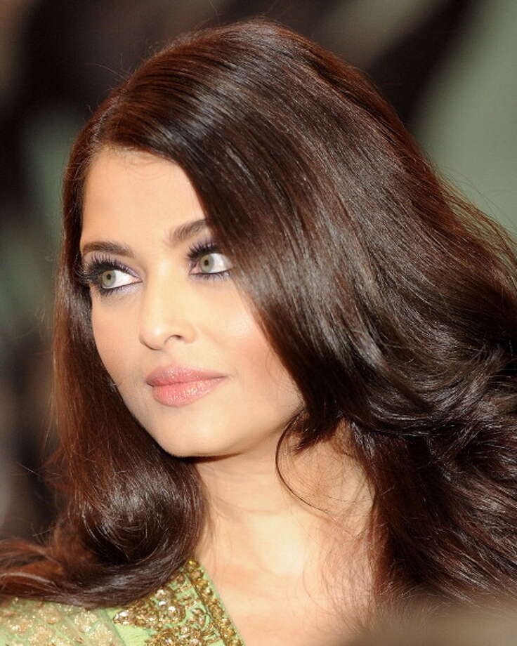 VANCOUVER, BC - APRIL 06:  Aishwarya Rai Bachchan walks the red carpet at The Times Of India Film Awards on April 6, 2013 in Vancouver, Canada.  (Photo by Jag Gundu/Getty Images) Photo: Jag Gundu, Getty Images