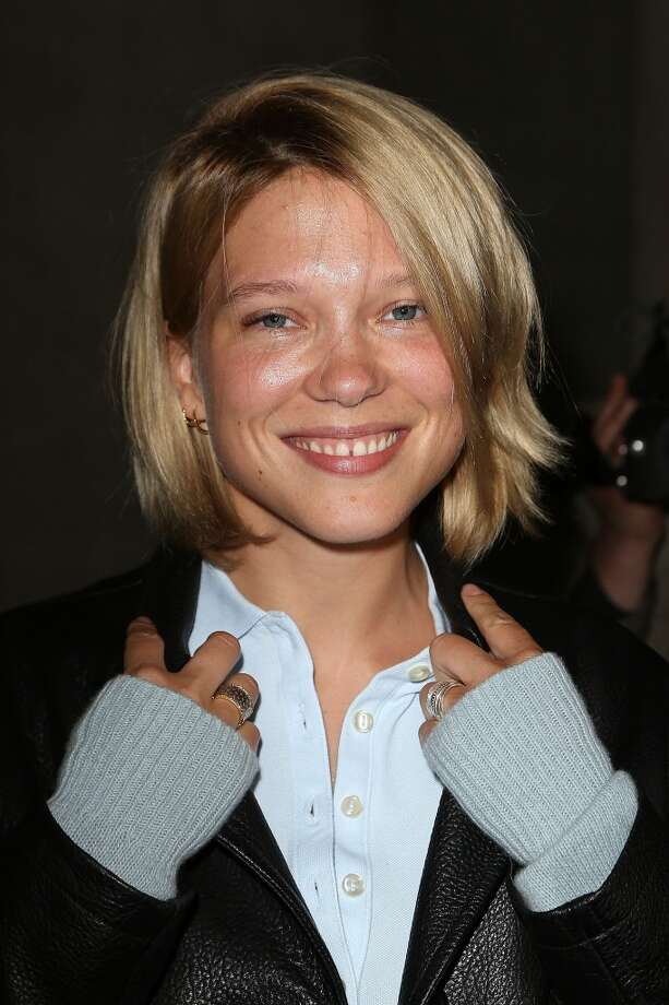 NICE, FRANCE - MAY 14:  Actress Lea Seydoux arrives at Nice airport on May 14, 2013 in Nice, France.  (Photo by Marc Piasecki/FilmMagic) Photo: Marc Piasecki, FilmMagic