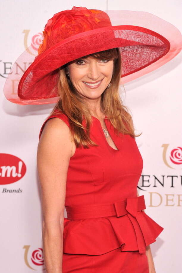 LOUISVILLE, KY - MAY 04:  Jane Seymour attends the 139th Kentucky Derby at Churchill Downs on May 4, 2013 in Louisville, Kentucky.  (Photo by Stephen Lovekin/WireImage) Photo: Stephen Lovekin, WireImage