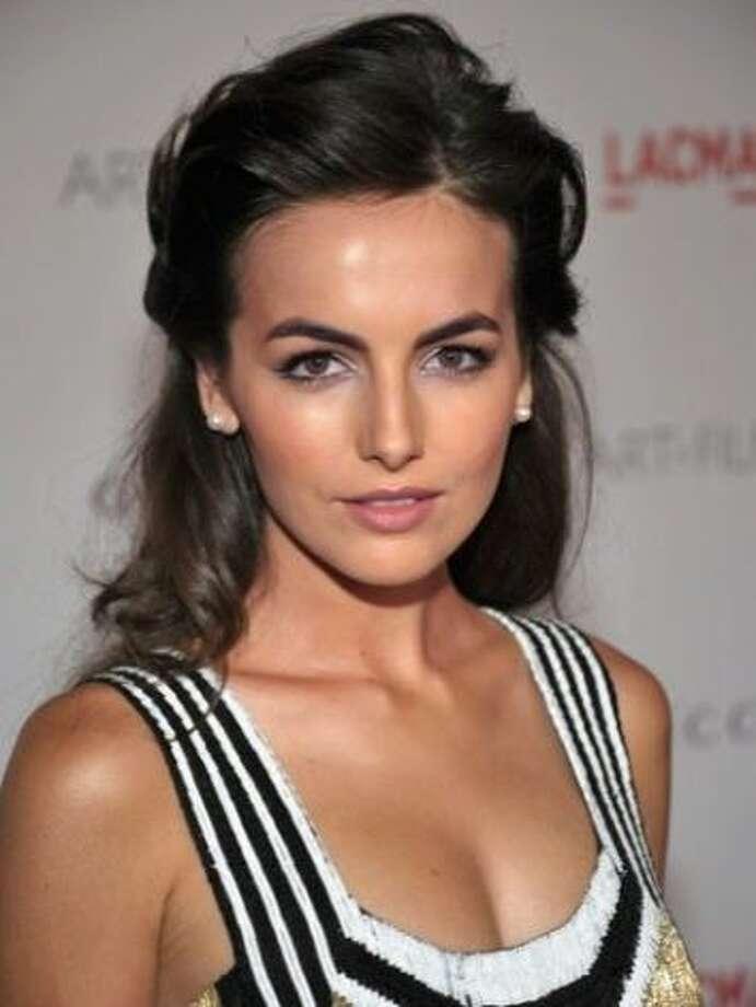 Camille Belle, Brazilian-American actress.