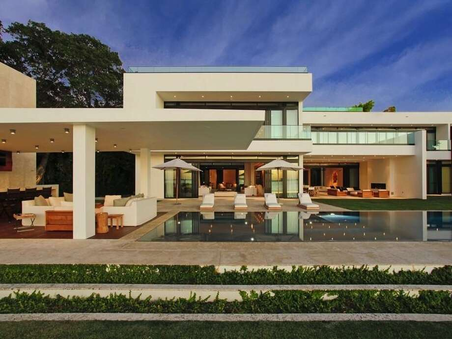 Alex Rodriguez reportedly sold his Miami mansion for $30 million. The baseball star bought the home in 2010 for $7.4 million.Source: Yahoo Photo: Sotheby's International Realty