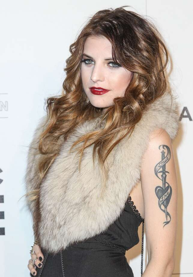 HOLLYWOOD, CA - FEBRUARY 10:  Recording artist Juliet Simms arrives at the Republic Records Post GRAMMY Party held at The Emerson Theatre on February 10, 2013 in Hollywood, California.  (Photo by Paul A. Hebert/Getty Images)