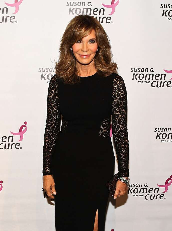 WASHINGTON, DC - SEPTEMBER 28:  Actress Jaclyn Smith attends the 2012 Susan G. Komen for the Cure's Honoring the Promise gala at the John F. Kennedy Center for the Performing Arts on September 28, 2012 in Washington, DC.  (Photo by Paul Morigi/WireImage)