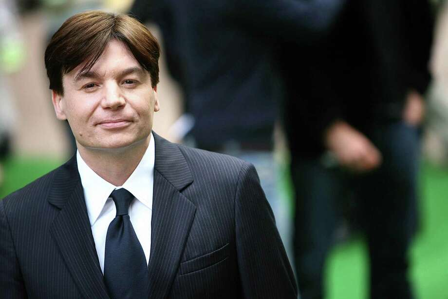 Mike Myers arrives at the United Kingdom premiere of Shrek The Third at the Odeon Leicester Square, London. Photo taken June 11, 2007. Photo: Photoshot, Getty Images / 2012 Photoshot
