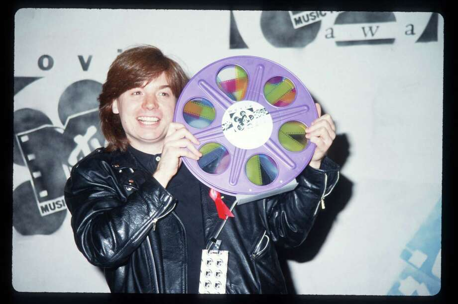 Mike Myers attends the first annual MTV Movie Awards June 6, 1992 in Los Angeles, Calif. (Photo by Barry King/Liaison) Photo: Barry King, Getty Images / Getty Images North America