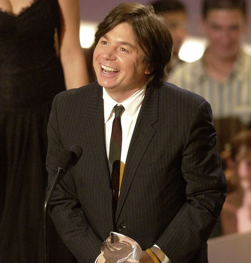 Mike Myers, winner for Favorite Animated Movie Award for Shrek 2, pictured in an undated photo. (Photo by M. Caulfield/WireImage for The Lippin Group) Photo: Michael Caulfield Archive, Getty Images / WireImage