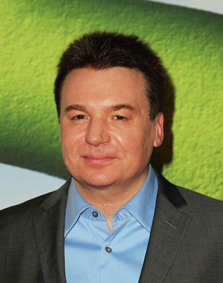 "Actor Mike Myers attends screening of ""Shrek"" at ArcLight Cinemas on April 24, 2013 in Hollywood, Calif. Photo: Jonathan Leibson, Getty Images / 2013 Getty Images"