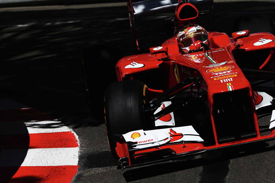 Fernando Alonso of Spain and Ferrari drives during practice for the Monaco Formula One Grand Prix at the Circuit de Monaco on May 23, 2013 in Monte-Carlo, Monaco. Photo: Clive Mason, Getty Images / 2013 Getty Images