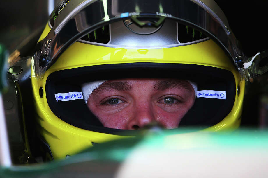 Nico Rosberg of Germany and Mercedes GP prepares to drive during practice for the Monaco Formula One Grand Prix at the Circuit de Monaco on May 23, 2013 in Monte-Carlo, Monaco. Photo: Bryn Lennon, Getty Images / 2013 Getty Images