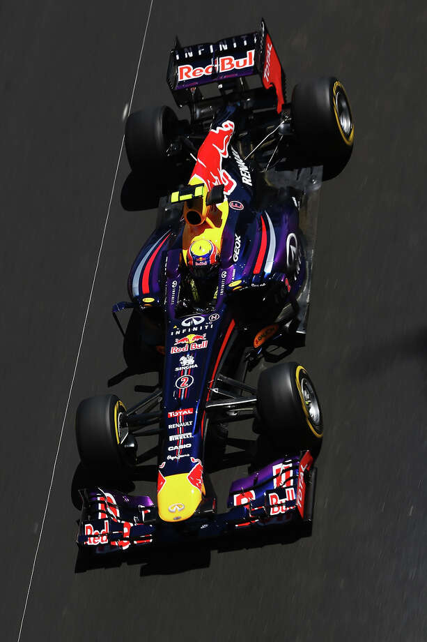 Mark Webber of Australia and Infiniti Red Bull Racing drives during practice for the Monaco Formula One Grand Prix at the Circuit de Monaco on May 23, 2013 in Monte-Carlo, Monaco. Photo: Mark Thompson, Getty Images / 2013 Getty Images