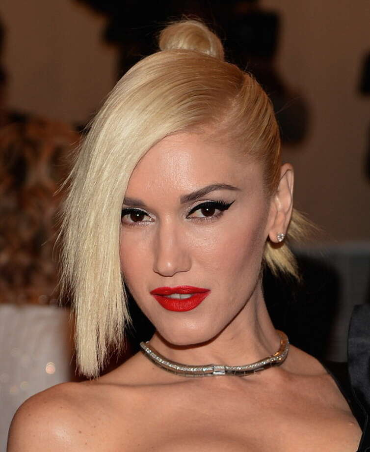 NEW YORK, NY - MAY 06:  Gwen Stefani attends the 2013 Costume Institute Gala - PUNK: Chaos to Couture at Metropolitan Museum of Art on May 6, 2013 in New York City.  (Photo by Dimitrios Kambouris/Getty Images) Photo: Dimitrios Kambouris, Getty Images
