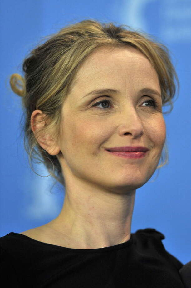 "French US actress Julie Delpy poses during a photocall for the film ""Before Midnight"" presented in the Berlinale Competition of the 63rd Berlin International Film Festival in Berlin on February 11, 2013. AFP PHOTO / GERARD JULIEN        (Photo credit should read GERARD JULIEN/AFP/Getty Images) Photo: GERARD JULIEN, AFP/Getty Images"
