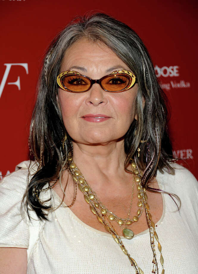 Roseanne Barr ran for President of the United States back in 2012, representing the Green Party. It goes without saying: she didn't win. Photo: Evan Agostini, ASSOCIATED PRESS / AP2011