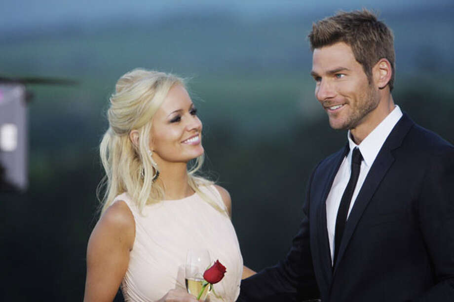 """Before Brad Womack proposed to Emily Maynard """"The Bachelor,"""" she was a teen mom. Photo: Mark Wessels, ABC / American Broadcasting Companies,"""