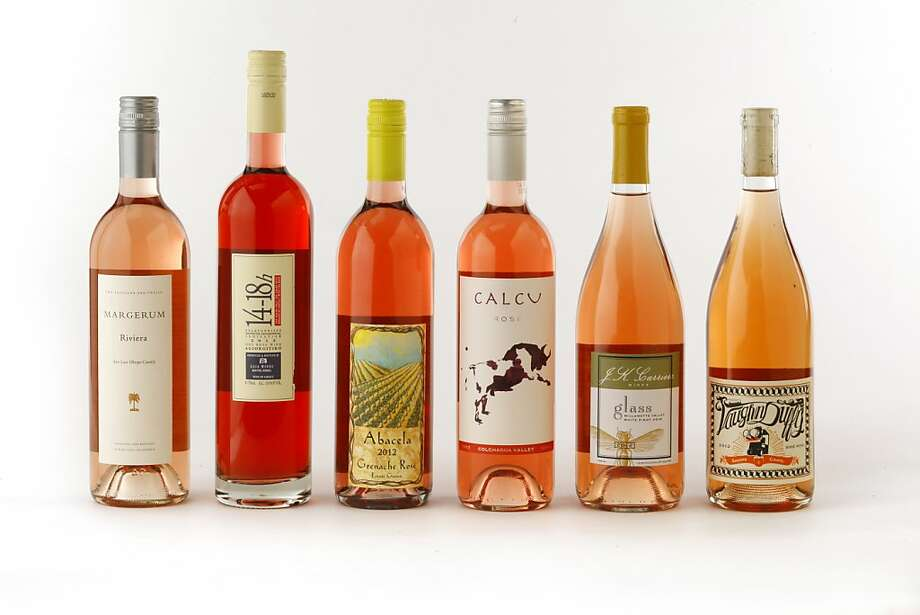 Rosé wine Photo: Craig Lee, Special To The Chronicle