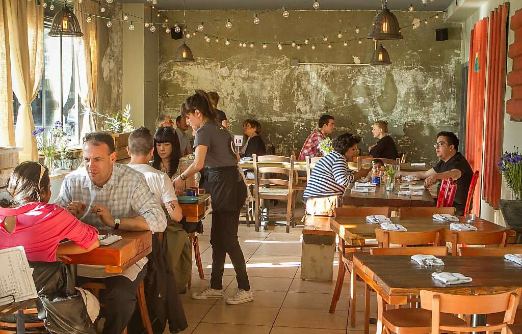 Image gallery nido oakland for Food bar oakland
