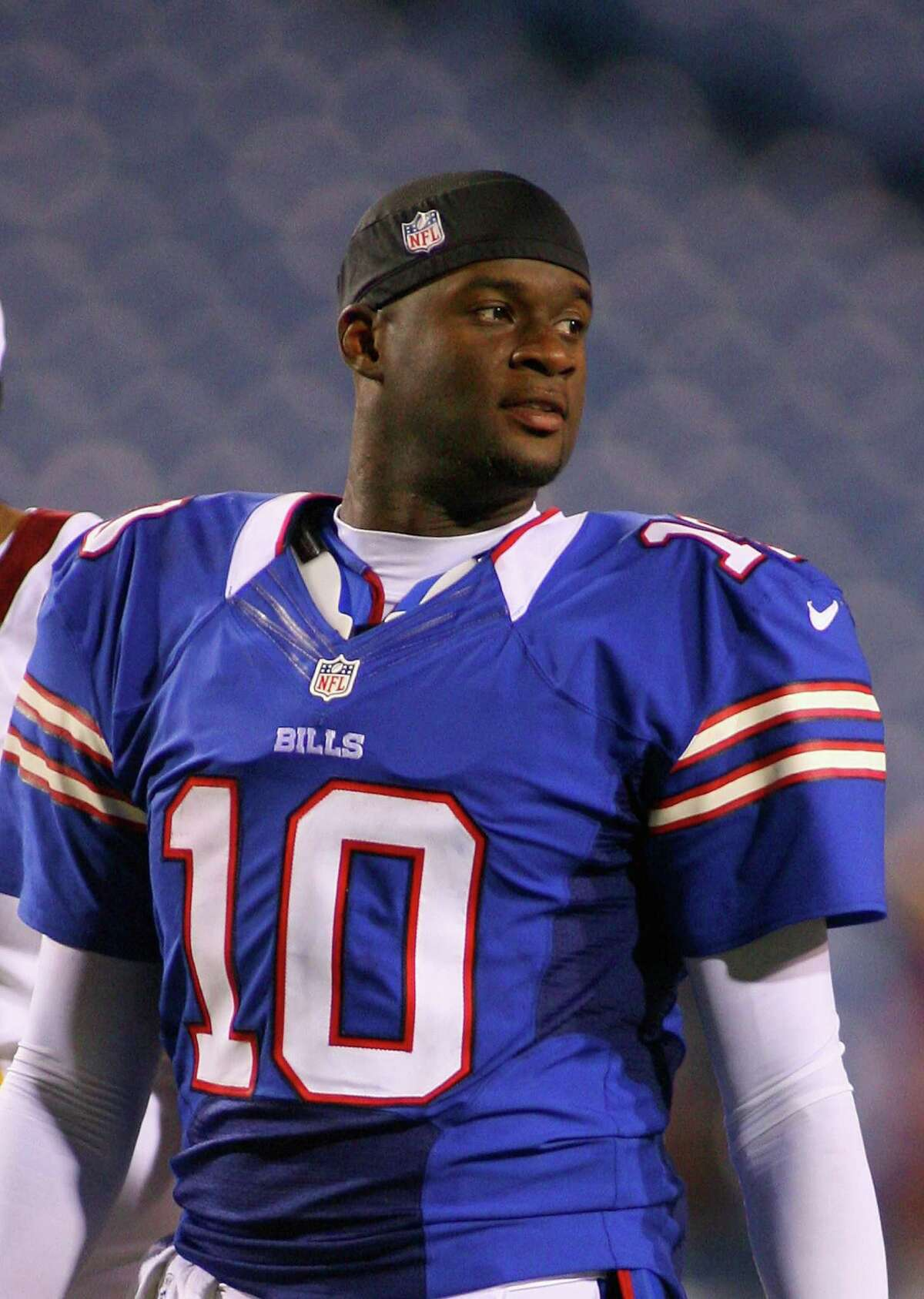 According to Bloomberg, some NFL players are getting internships in Wall Street to boost their resume for life away from football. Vince Young Source: Fox Sports