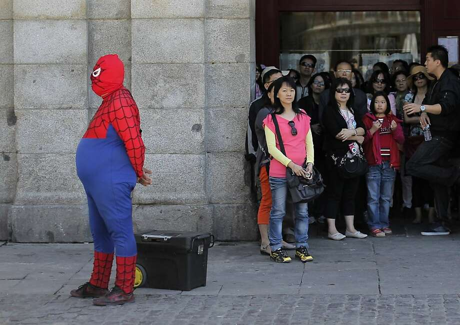 Arachnophobia: Spider-Man - laid off by the Daily Bugle and unable climb walls or even multiple 