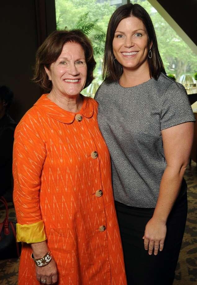 Nancy and Lauren Levicki