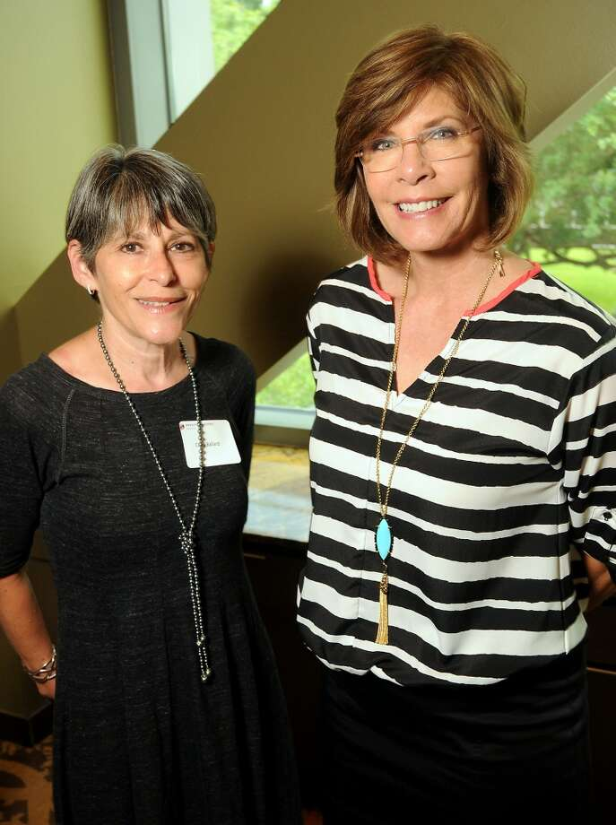 Cindy Ballard, left, and Lisa Hadden