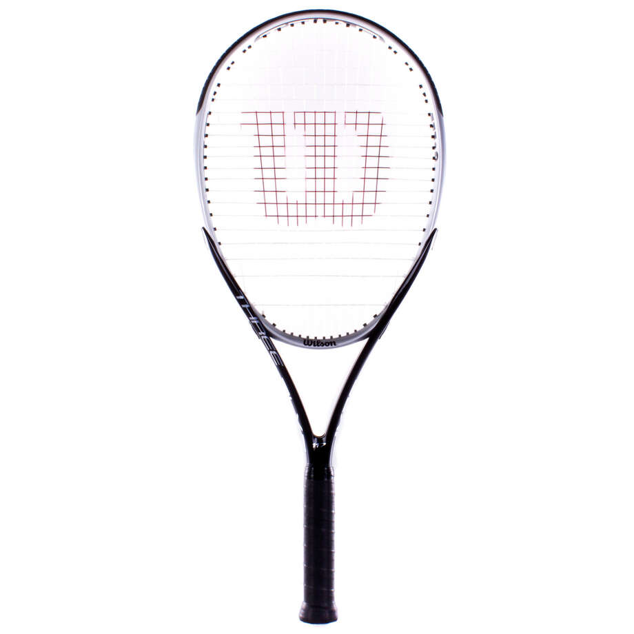 Wilson Three BLX racquet, $239.99 at Sports Authority. Photo: Camilo Velasquez