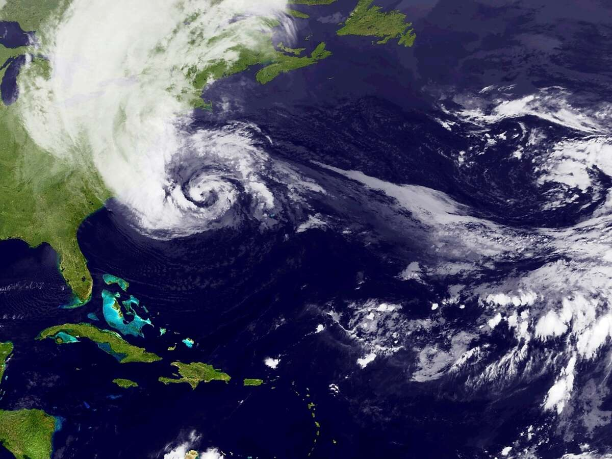 Retired Hurricanes since 2003 The worst Atlantic hurricanes to hit the U.S. in the past dozen years. (Photo: Hurricane Sandy in 2012)