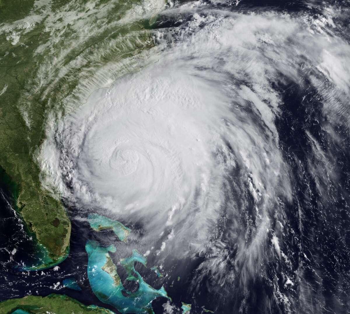 Hurricane Irene hit in 2011.