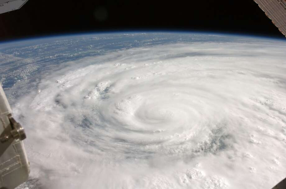 Hurricane Ike hit in 2008. Photo: Handout, Getty Images