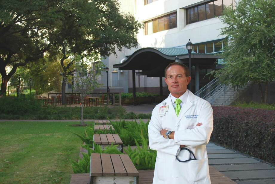Dr. John P. Higgins is a cardiologist at LBJ General Hospital. Photo: Courtesy Photo