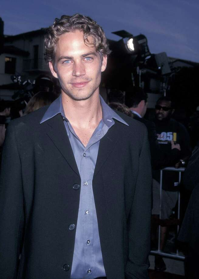 Paul Walker, pictured June 18, 2001 in Westwood, Calif. (Photo by Ron Galella, Ltd./WireImage) Photo: Ron Galella, Ltd., Getty Images / 2001 Ron Galella, Ltd.