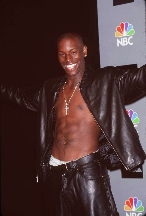 Tyrese, pictured April 10, 2000 in Los Angeles. (Photo Brenda Chase Online USA) Photo: Brenda Chase, Getty Images / Getty Images North America