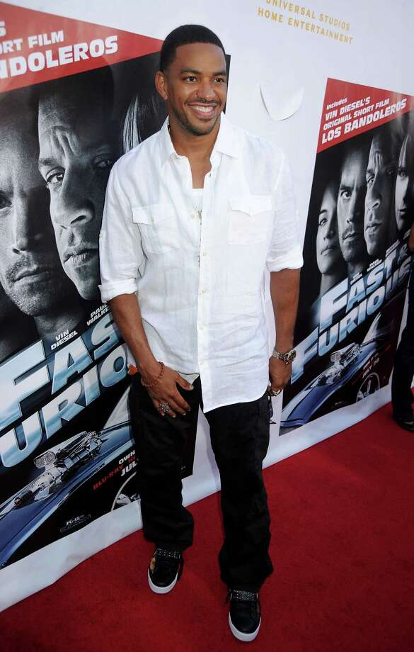 Laz Alonso, pictured in 2009. (Photo by Jeff Kravitz/FilmMagic) Photo: Jeff Kravitz, Getty Images / 2009 Jeff Kravitz