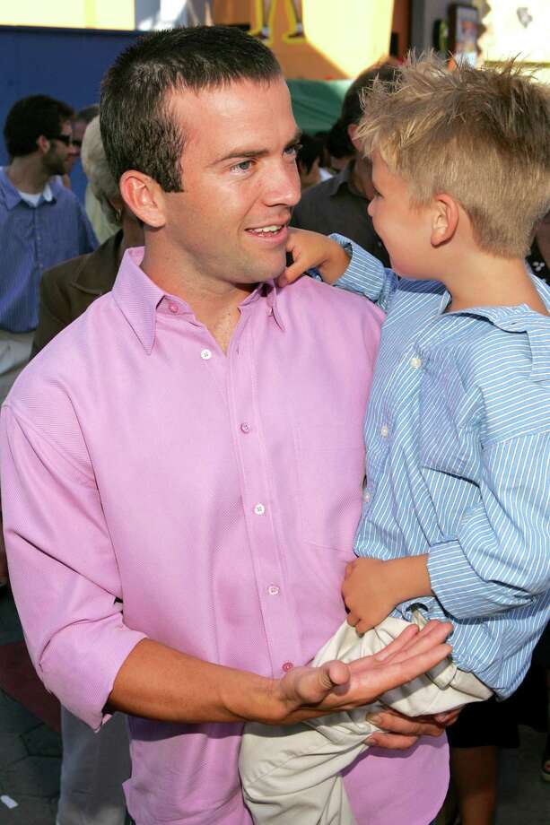 Lucas Black and his nephew Joseph, pictured in 2006. (Photo by John Shearer/WireImage) Photo: John Shearer, Getty Images / WireImage