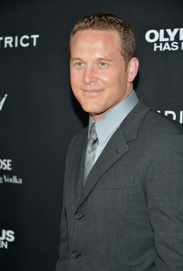 Cole Hauser, pictured March 18, 2013 in Hollywood. Photo: Alberto E. Rodriguez, Getty Images / 2013 Getty Images