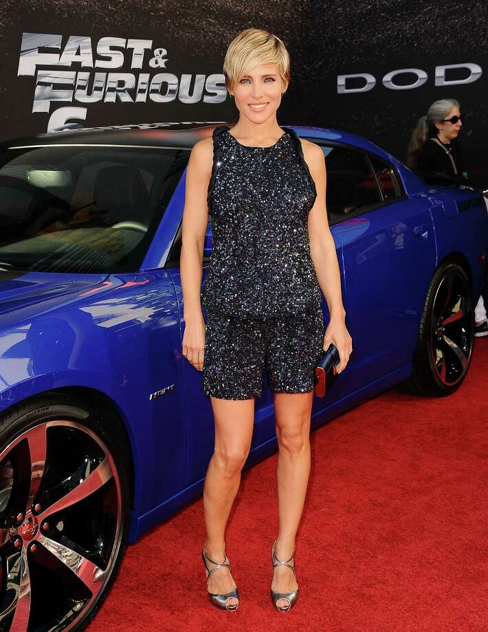 Elsa Pataky , pictured May 21, 2013 in Universal City, Calif. (Photo by Jason LaVeris/FilmMagic) Photo: Jason LaVeris, Getty / 2013 Jason LaVeris