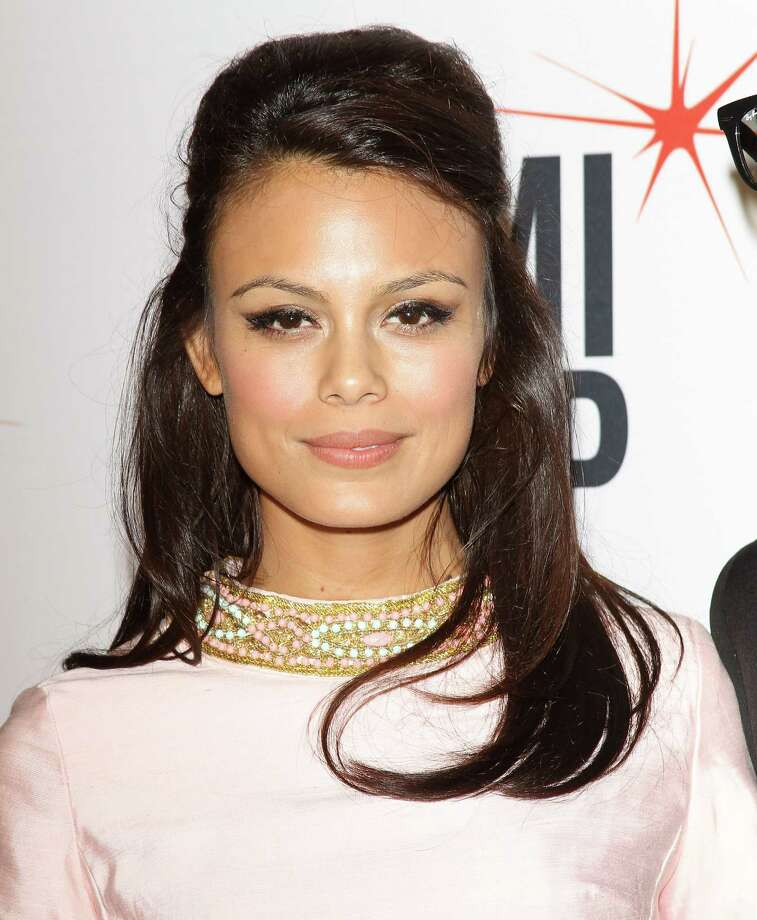Nathalie Kelley, pictured May 14, 2013 in Beverly Hills, Calif.  (Photo by Michael Tran/FilmMagic) Photo: Michael Tran, Getty / 2013 Michael Tran