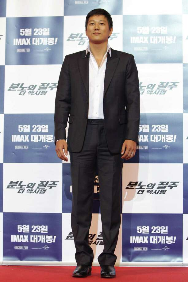 Sung Kang, pictrued May 13, 2013 in Seoul, South Korea. Photo: Chung Sung-Jun, Getty / 2013 Getty Images