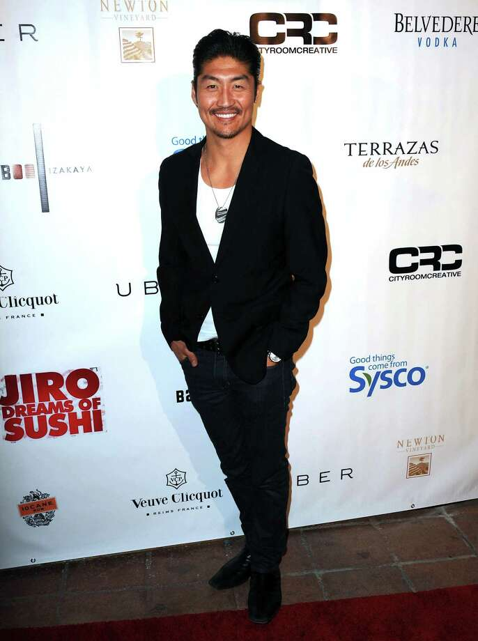 Brian Tee, pictured May 9, 2013 in Santa Monica, Calf. Photo: Albert L. Ortega, Getty / 2013 Albert L. Ortega