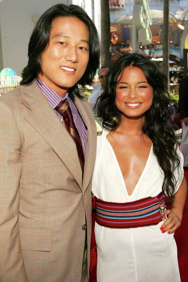 Sung Kang, pictured on left in 2006. (Photo by John Shearer/WireImage) Photo: John Shearer, Getty Images / WireImage